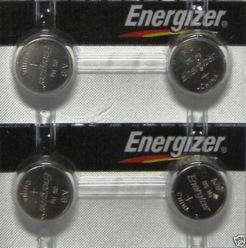 Купить Energizer ELR44 - 4 NEW LR44 ENERGIZER A76 L1154 AG13 357 SR44 303 BATTERIES