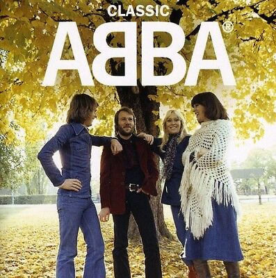 Abba Classic Remastered CD NEW