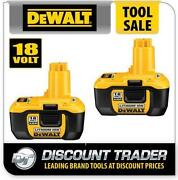 Dewalt Lithium ion Battery