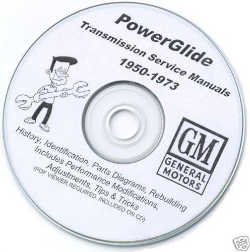 Cast Iron Powerglide Parts Accessories Ebay