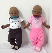 Twin Dolls Boy Girl