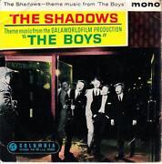 The Shadows EP
