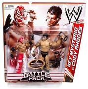 WWE Cody Rhodes Figure
