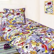 Queen Bed Quilt Cover Sets Red