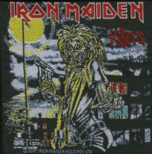 Iron-Maiden-034-Killers-034-Parche-parche-601414
