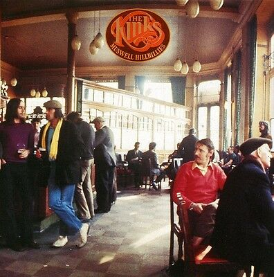 The Kinks - Muswell Hillbillies [New CD]