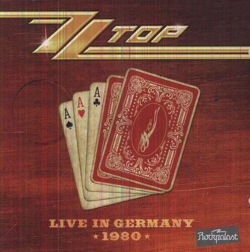 ZZ Top - Live in Germany [New CD] UK - Import