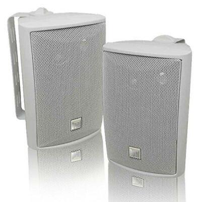 Dual Electronics LU43PW 4 inch 3-Way High Performance Indoor