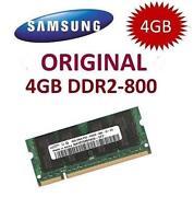 4GB DDR2 SODIMM