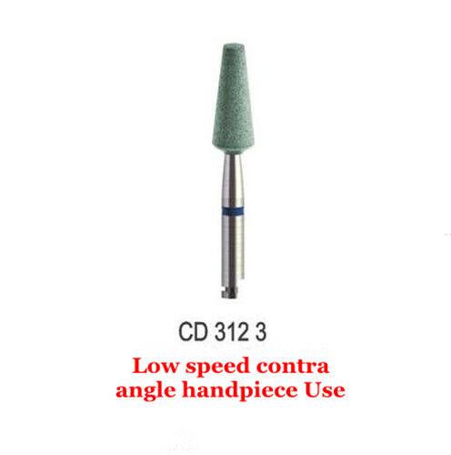 1PC Dental Lab Ceramic grinders Diamond Zirconia & Porecelain CD3123