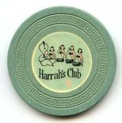 Harrahs Casino Chip