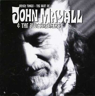John Mayall - Silver Tones - Best of John Mayall [New CD] Germany -
