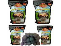 BBQ CHARCOAL BRIQUETTES - CRAZY OFFER ALL IN 4X3.5KG (14KG)