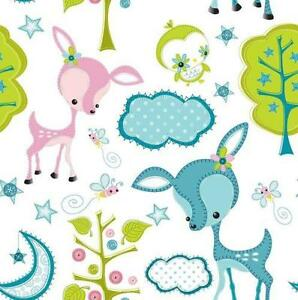 Nursery print fabric thenurseries for Nursery fabric