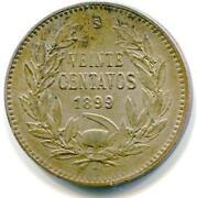 Chile 20 Centavos