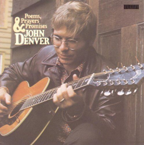 JOHN DENVER : POEMS PRAYERS & PROMISES (CD) sealed