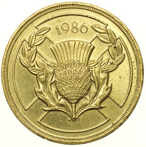 1986 2 Pound Coin | eBay