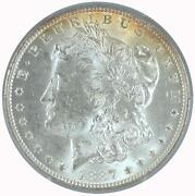 1887/6 Morgan Silver Dollar