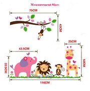 Baby Animal Wall Stickers