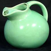 Green Ball Pitcher