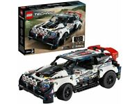 LEGO Technic 42109 App-Controlled Top Gear Rally Car, Brand New, Sealed