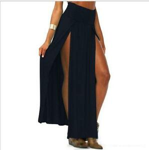 Black Maxi Skirt | eBay