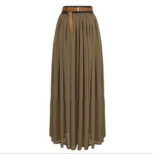 Long Skirt | eBay
