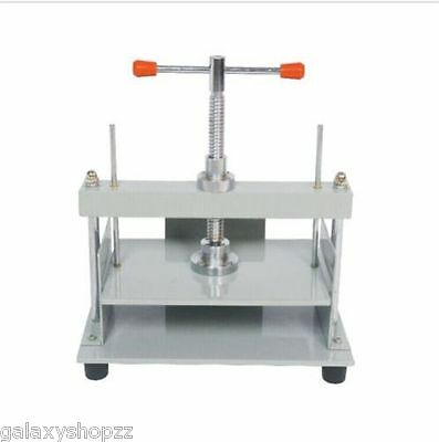 A4 Size Manual Flat Paper Press Machine For Nipping Books And So On