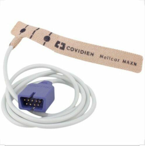 Nellcor Covidien MAXN  SpO2 Sensor OEM Qty. 48 (No Box)