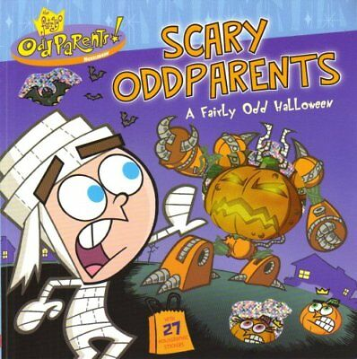 Scary Oddparents - A Fairly Odd Halloween with 27