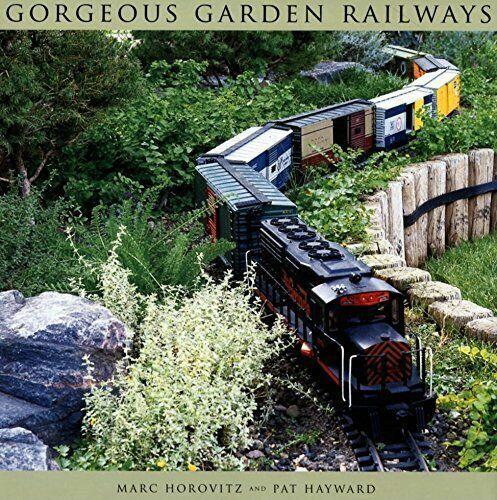 Gorgeous GARDEN RAILWAYS -- (NEW BOOK)