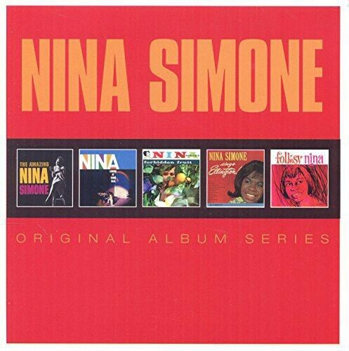 Nina Simone - Original Album Series [new Cd] Holland - Import