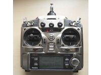 Futaba ff9 Transmitter