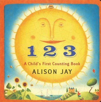 1 2 3 a Childs First Counting Book