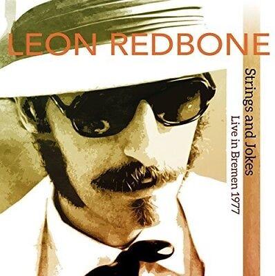 Leon Redbone - Strings & Jokes Live in Bremen 1977 [New CD] Leon Redbone Live