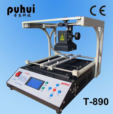 T890 Infrared Heating Rework Station Bga Irda-welder 110v220v S