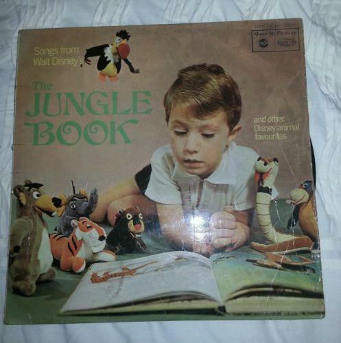 Jungle Book Lp Records Ebay
