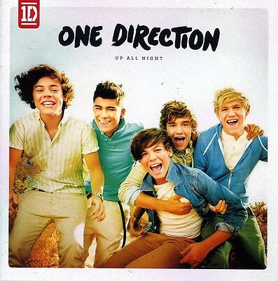 One Direction   Up All Night  New Cd
