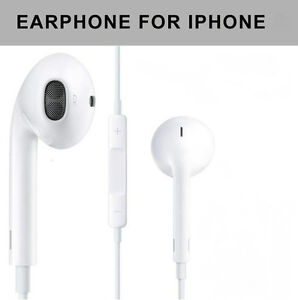 Brand New Earpod with Mic and Volume Control Headphones