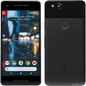 BRAND NEW WARRANTY REPLACEMENT Google Pixel 2 128GB UNLOCKED Black ( including Freedom / Chatr ) MINT 10/10 $550 FIRM
