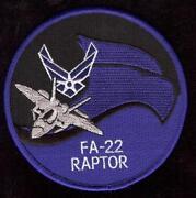 F-22 Patch