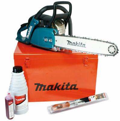Makita Benzin Motorsäge EA4300F38 Kettensäge Koffer mit Zubehör gebraucht kaufen  Crimmitschau