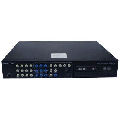 Vitek VT-ST820/250 8 Channel DVR with DVD-RW 240/120FPS 120 Fps Dvr