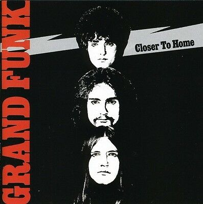 Grand Funk Railroad   Closer To Home  New Cd  Bonus Tracks  Rmst