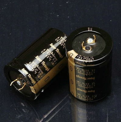 1pcs Nichicon Kg Super Through Typeiii 4700uf 50v Audio Capacitor 85 E189 Yx