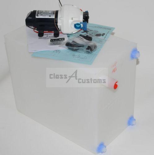 Rv water tank pump ebay