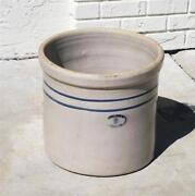 Pottery Crocks Gallon