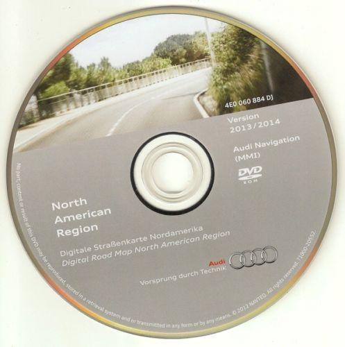 Audi Mmi Navigation Ebay