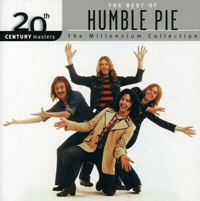 20th Century Masters: The Best of Humble Pie (CD, Oct-2000, A&M) *NEW* FREE