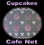 Cupcake Curtains